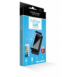 MyScreen Fullcover Huawei P10 hvid