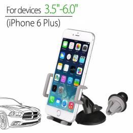 Avantree iPhone/iPod bil holder
