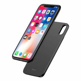 Baseus iPhone X deksel med 5000 mAh Qi magnetisk kraft bank