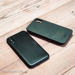 Baseus iPhone X Cover med 5000 mAh Qi magnetisk powerbank