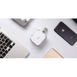 Zikko Worldwide TravelSmart Adapter 4 USB Port