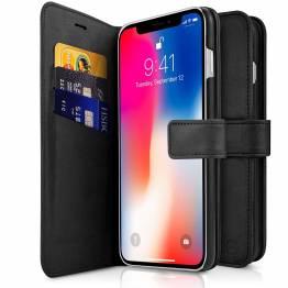 ITskins lommebok deksel til iPhone XS Max flyttbar magnetisk iPhone deksel