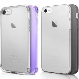 ITSKINS slim silikone Protect Gel iPhone 5/5s/Se cover dobbelt 2x pakke