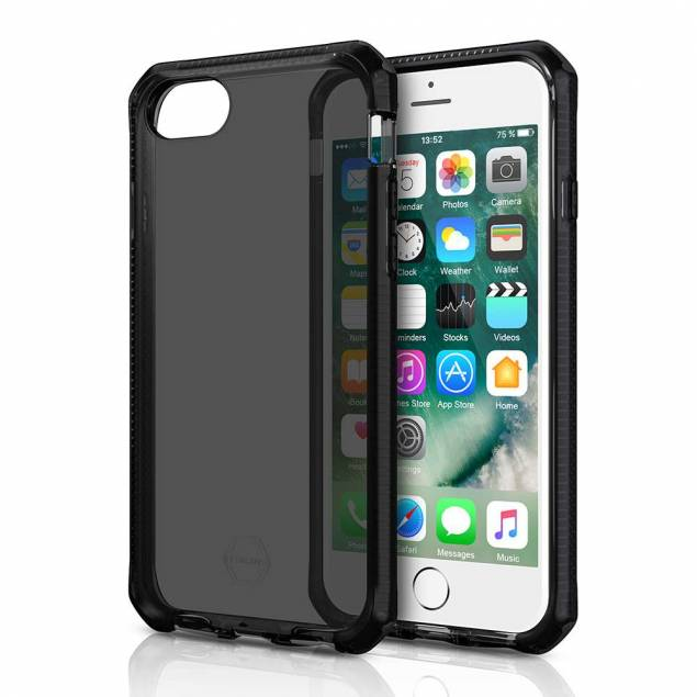 ITSKINS Supreme Clear Protect cover iPhone 6, 6s, 7 & 8