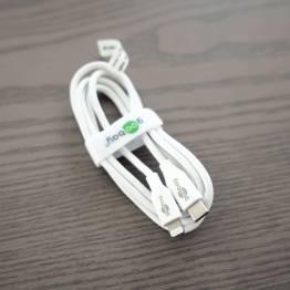 MFi USB-C til Lightning kabel by Mackabler