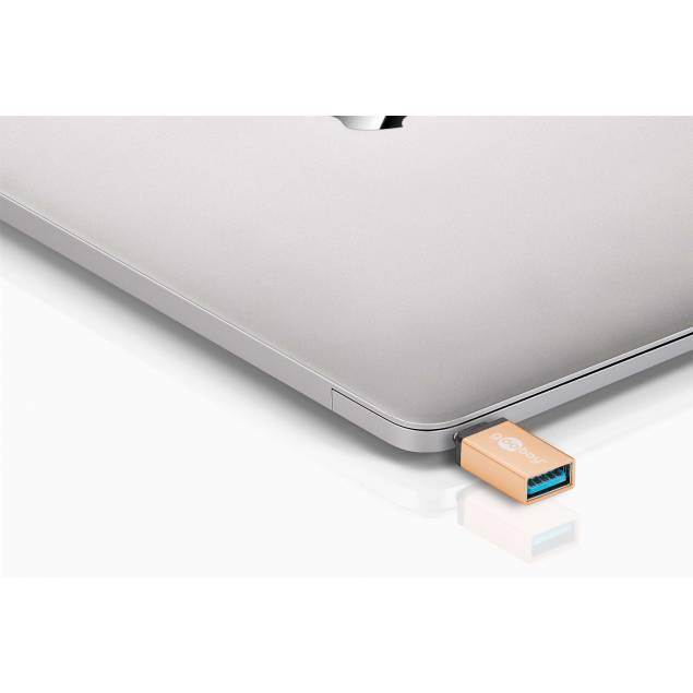 USB-C 3,1 til USB 3,0 hun