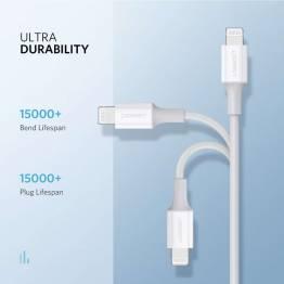 Ugreen USB-C til Lightning kabel 1m