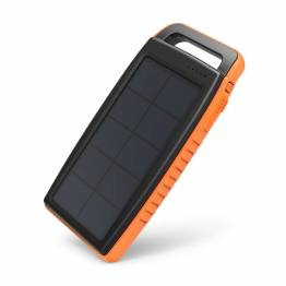 RAVPower Solar 15 000 mAh photovoltaic og makt bank