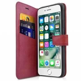 ITSKINS Book omslag til iPhone 6/6S/7/8 Rød