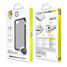 Supreme Clear iPhone 6/6S/7/8 deksel fra ITSKINS