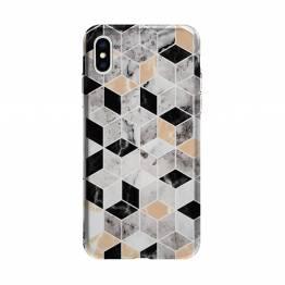 ITSKINS gel-design deksel til iPhone X/XS