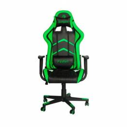 Marvo gaming Chair CH107 svart/grønn