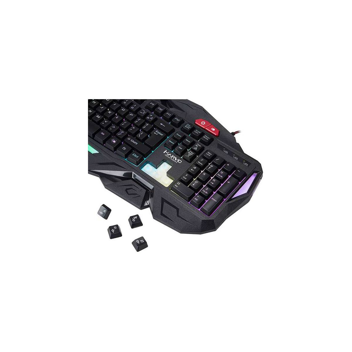 Marvo gaming tastatur KG760 Mackabler.no ✓ Gratis fragt