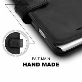 ITSKINS bokomslag til Samsung Galaxy S8 Black