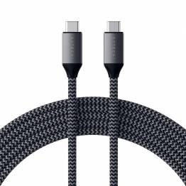 Satechi USB-C til USB-C-kabel 2m