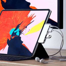 Satechi USB-C Mobile Pro Hub - the perfect companion to your new iPad Pro