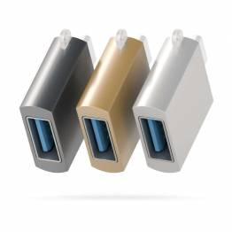 Satechi USB-C USB adapter-slå din 12-tommers Mac USB-C-port til en USB 3,0 port!