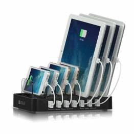 Satechi 7-port USB ladestasjon Dock