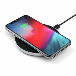 Satechi Aluminum Type-C Fast Wireless Charger V2