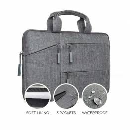 """Satechi Water-resistant Laptop Carrying cover with pockets 13"""" and 15"""" 13"""""""
