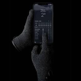 Mujjo enkelt lags berøringsskjerm hansker-Hold deg varm, stilig og tilkoblet