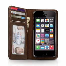 Tolv Sør BookBook for iPhone SE/5/5s-iPhone lommebok Case