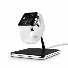 Tolv Sør-Forté for Apple Watch-Luxury-stativ og ladestasjon