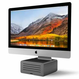 Twelve South HiRise Pro for iMac eller display-an Autopstenhoj oppløftende opplevelse