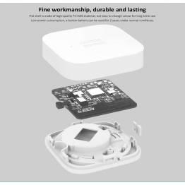 Aqara vibrationssensor med HomeKit