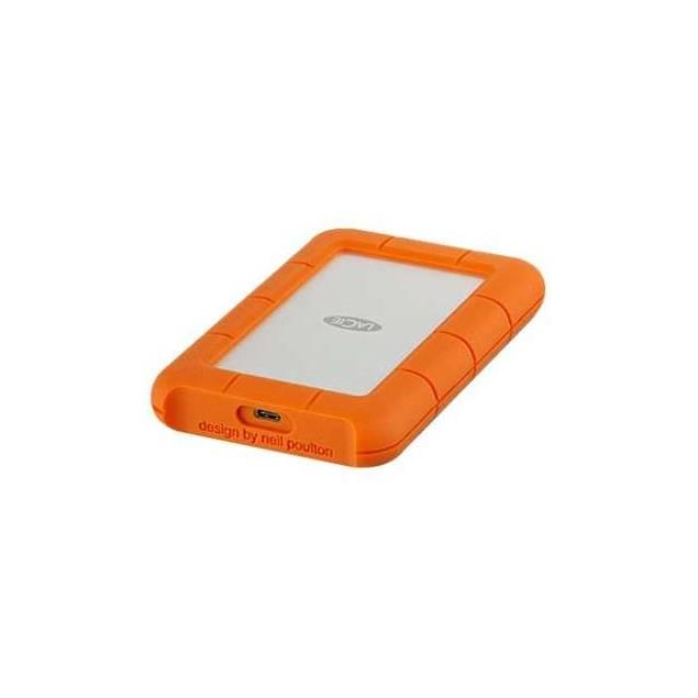 LaCie Barsk mini hard diskett USB-C 3,1