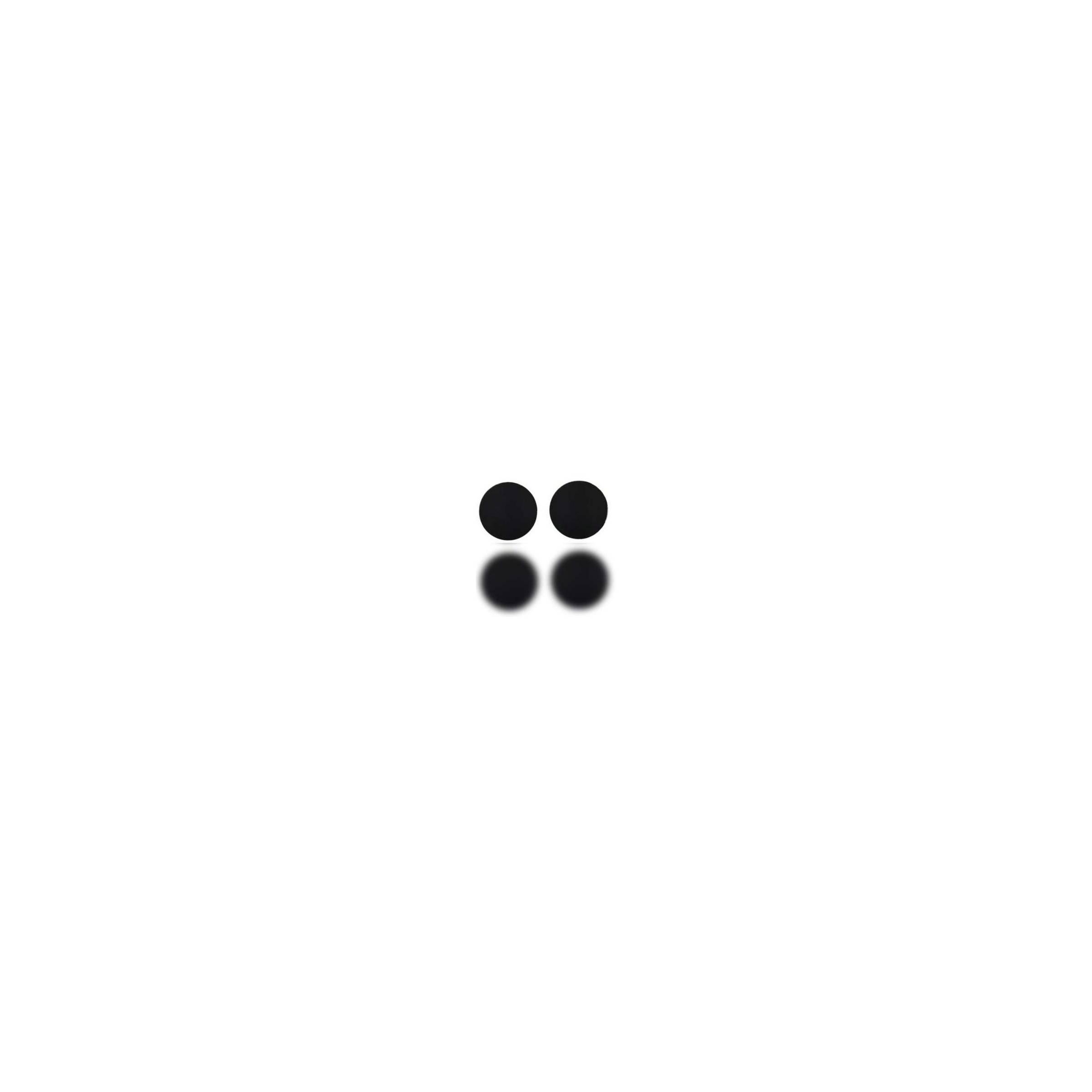 """Bilde av 2x Fodpude Til Macbook Pro M./u. Touchbar 13"""" Og 15"""""""