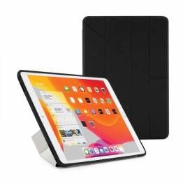 Pipetto iPad 10,2-tommer 2019 Origami etui med TPU-bagside