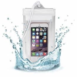 Vanntett veske for iPhone