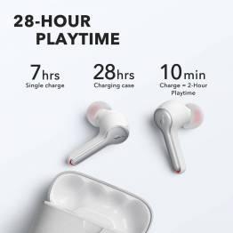 Anker Soundcore Liberty Air 2 hvit/svart True trådløst headset for iPhone etc