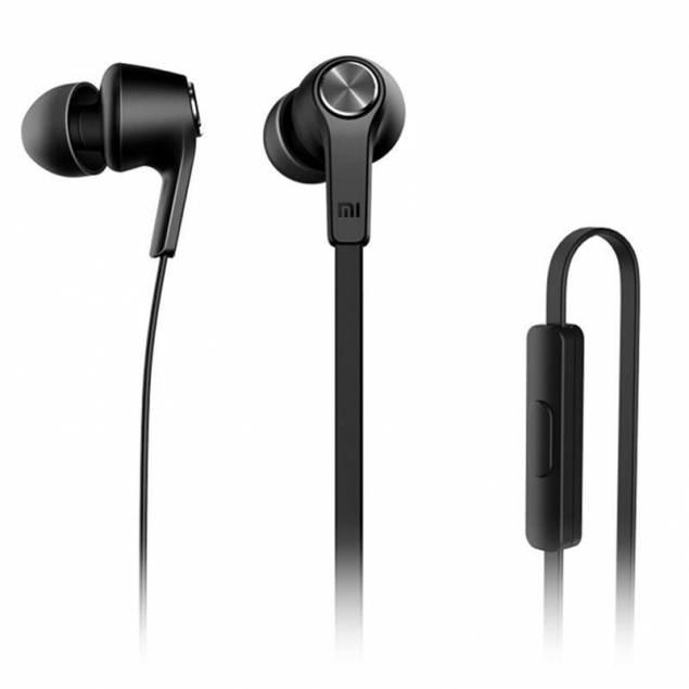 Xiaomi Piston i-øret øretelefoner svart