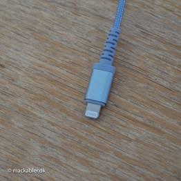 MFi USB-C til Lightning-kabel ved Mackabler