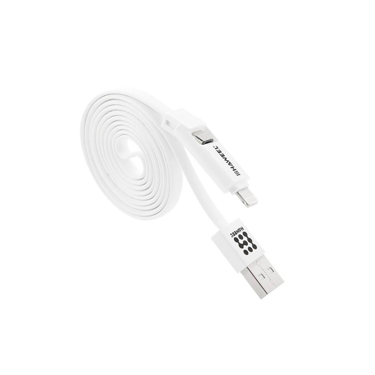 Bilpakke til iPhone med lader, kabel og holder Mackabler