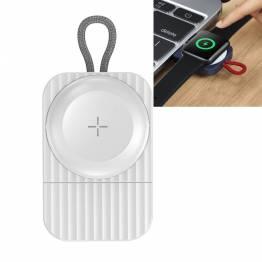 Rock W26 USB-C trådløs oplader til Apple Watch