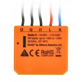 Shelly i3 Multi Switch