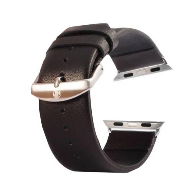 Skinn stropp Apple watch