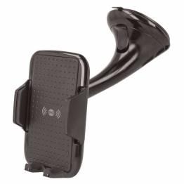 Forever Universal Qi Trådløs Lader og Mobilholder til Bil