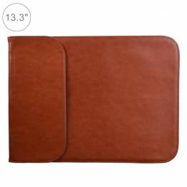 """Universal Envelope Style PU Leather Case with Holder for Ultrathin Notebook 13,3"""""""