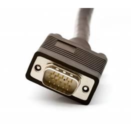 SCART til VGA kabel