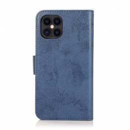 iPhone X retro lommebok deksel med magnet iPhone holder