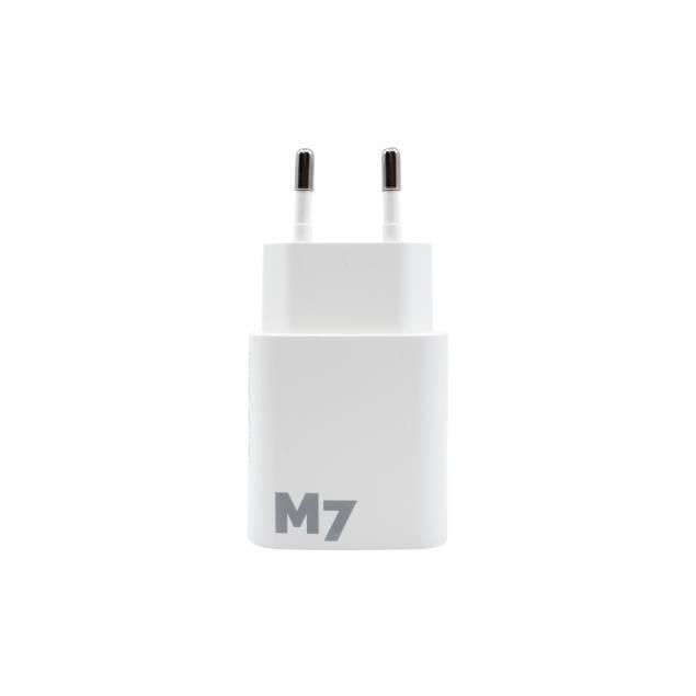 iPad/iPhone 20W lader med USB-C PD