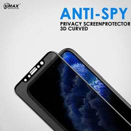 Det beste Privacy beskyttelsesglasset for iPhone 11 Pro / X / Xs