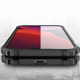 "Magic Armor iPhone 13 Craftsman-deksel 6.1"" - Svart"