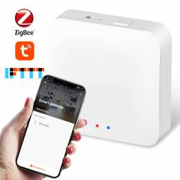Nedis Smart Zigbee Gateway Wi-Fi Plug-in