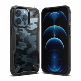 Ringke Fusion X iPhone 13 Pro ekstra beskyttelsesdeksel - Svart camo