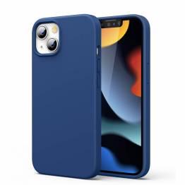 """Ugreen iPhone 13 6.1"""" beskyttende silikondeksel - blå"""